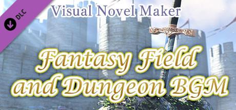 Visual Novel Maker - Fantasy Field and Dungeon BGM