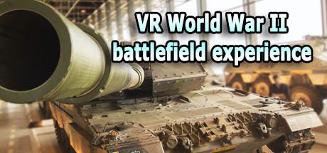 VR World War II battlefield experience