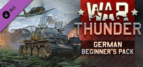 War Thunder - German Starter Pack