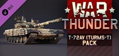 War Thunder - T-72AV (TURMS-T) Pack