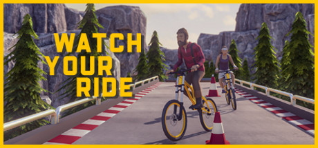 Watch Your Ride - Bicycle Game