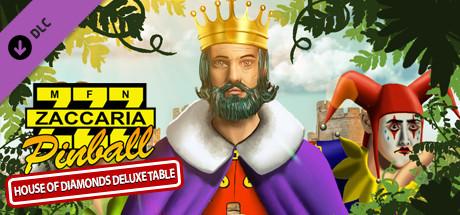 Zaccaria Pinball - House of Diamonds Deluxe Pinball Table
