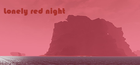 Lonely Red Night