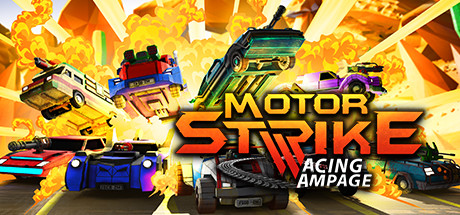 Motor Strike: Racing Rampage