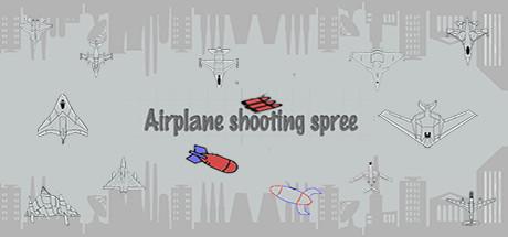 Airplane shooting spree