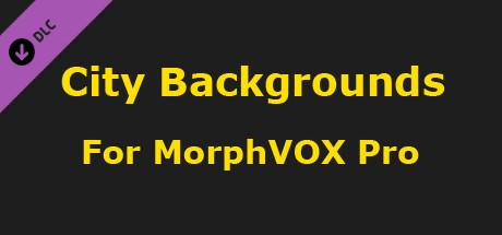 MorphVOX Pro - City Backgrounds