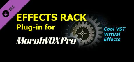 MorphVOX Pro - Effects Rack