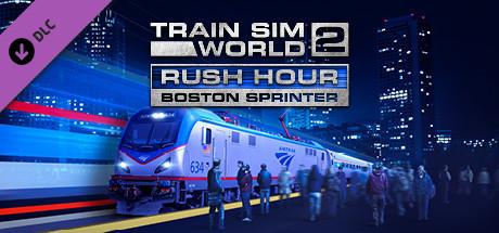 Train Sim World 2: Rush Hour - Boston Sprinter