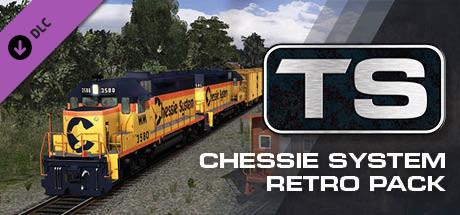 Train Simulator: Chessie System Retro Pack