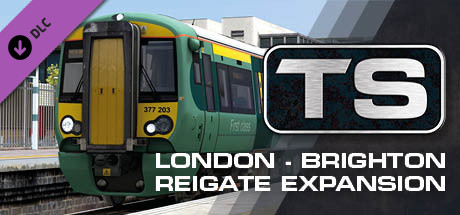 TS Marketplace: London - Brighton Reigate Expansion Add-On
