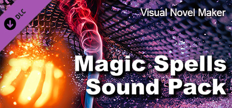 Visual Novel Maker - Magic Spells Sound Pack