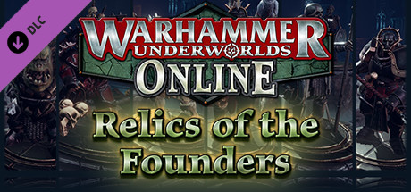 Warhammer Underworlds: Online - Cosmetics: Relics of the Founders
