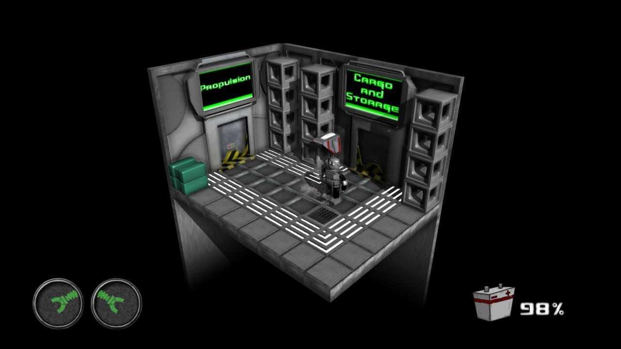 Haywire on Fuel Station Zeta