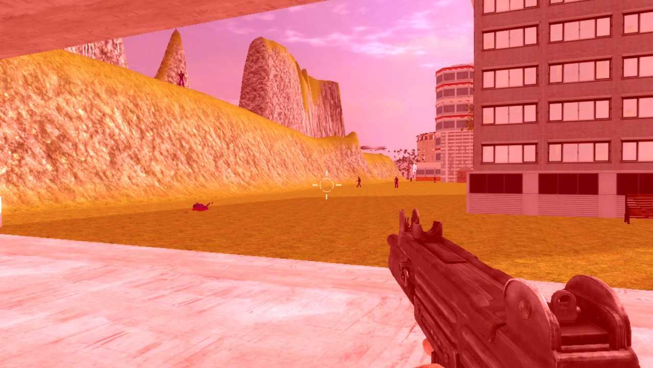 Daish Assault - The Videogame