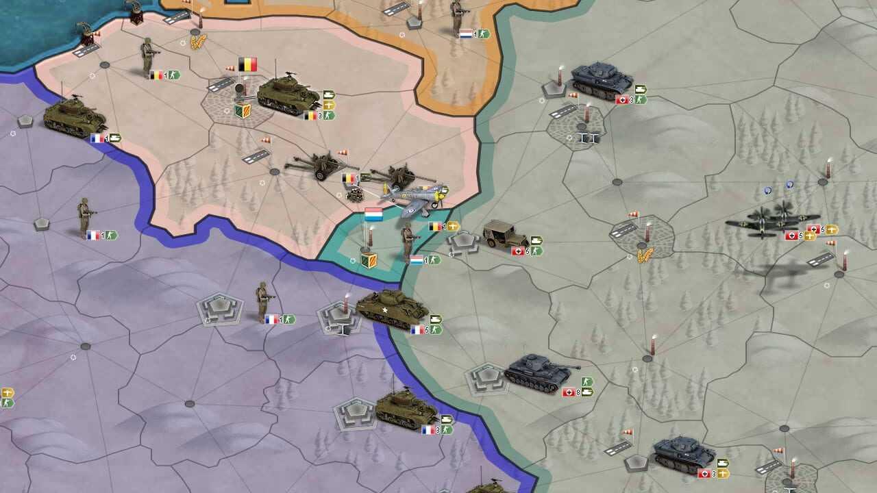 Call Of Duty 2 вторая часть в серии культовых военных FPS которые без преувеличения можно