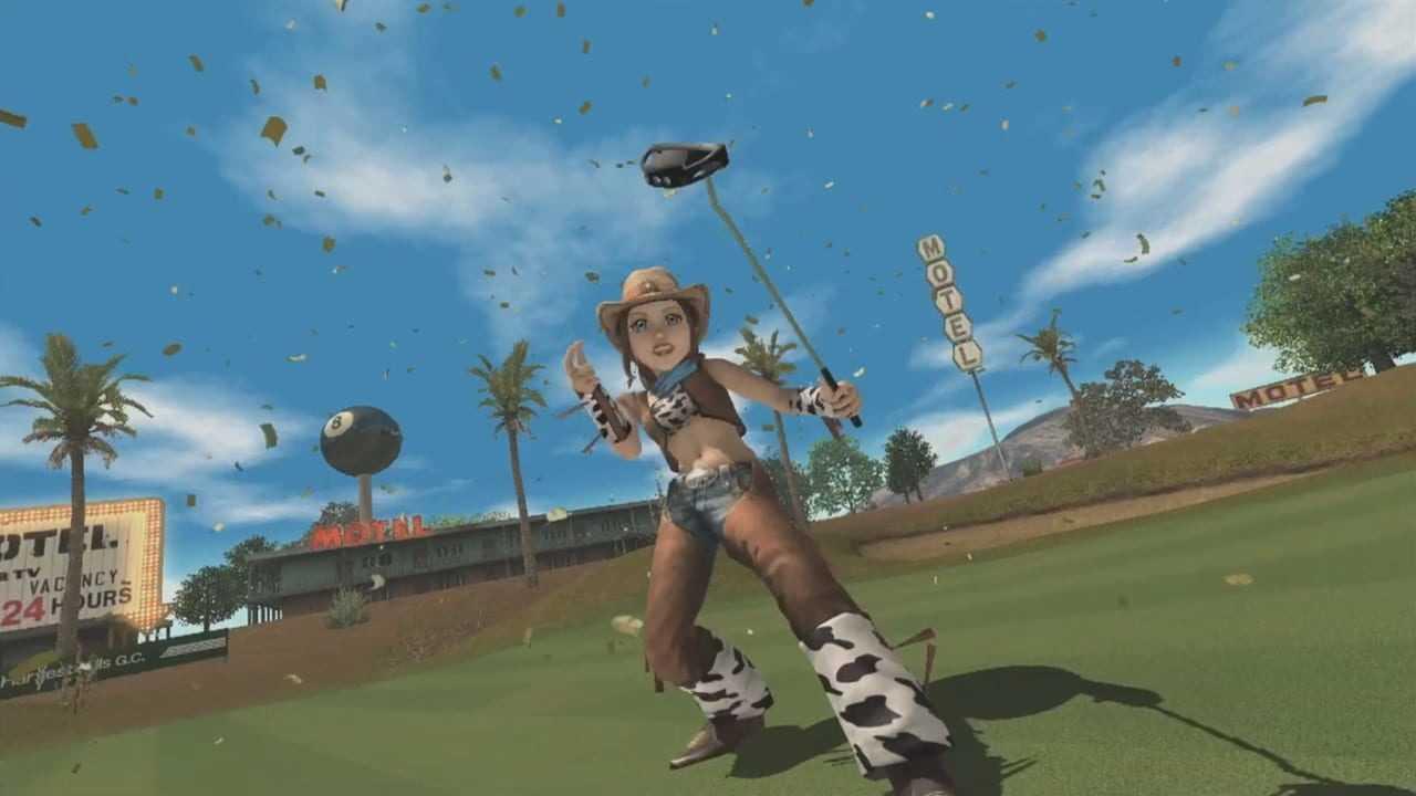 Everybody's Golf 6