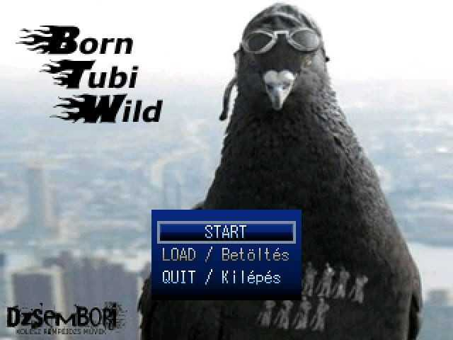 Born Tubi Wild