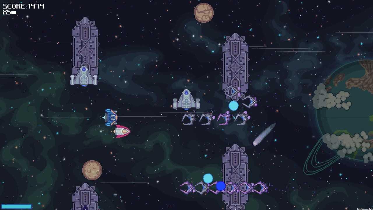 Lazy Galaxy: Rebel Story