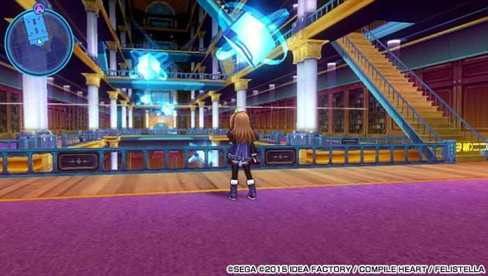 Superdimension Neptune vs Sega Hard Girls