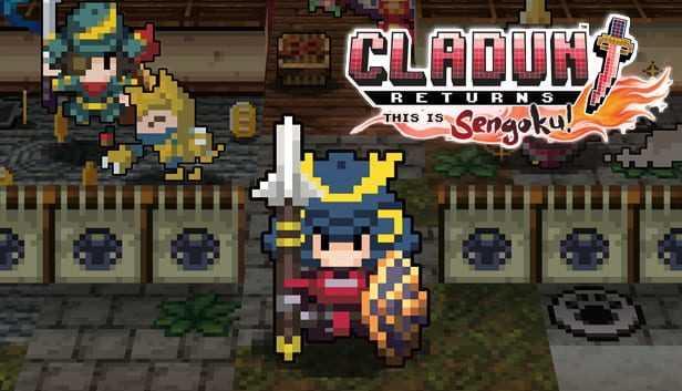 Cladun Returns: This is Sengoku!