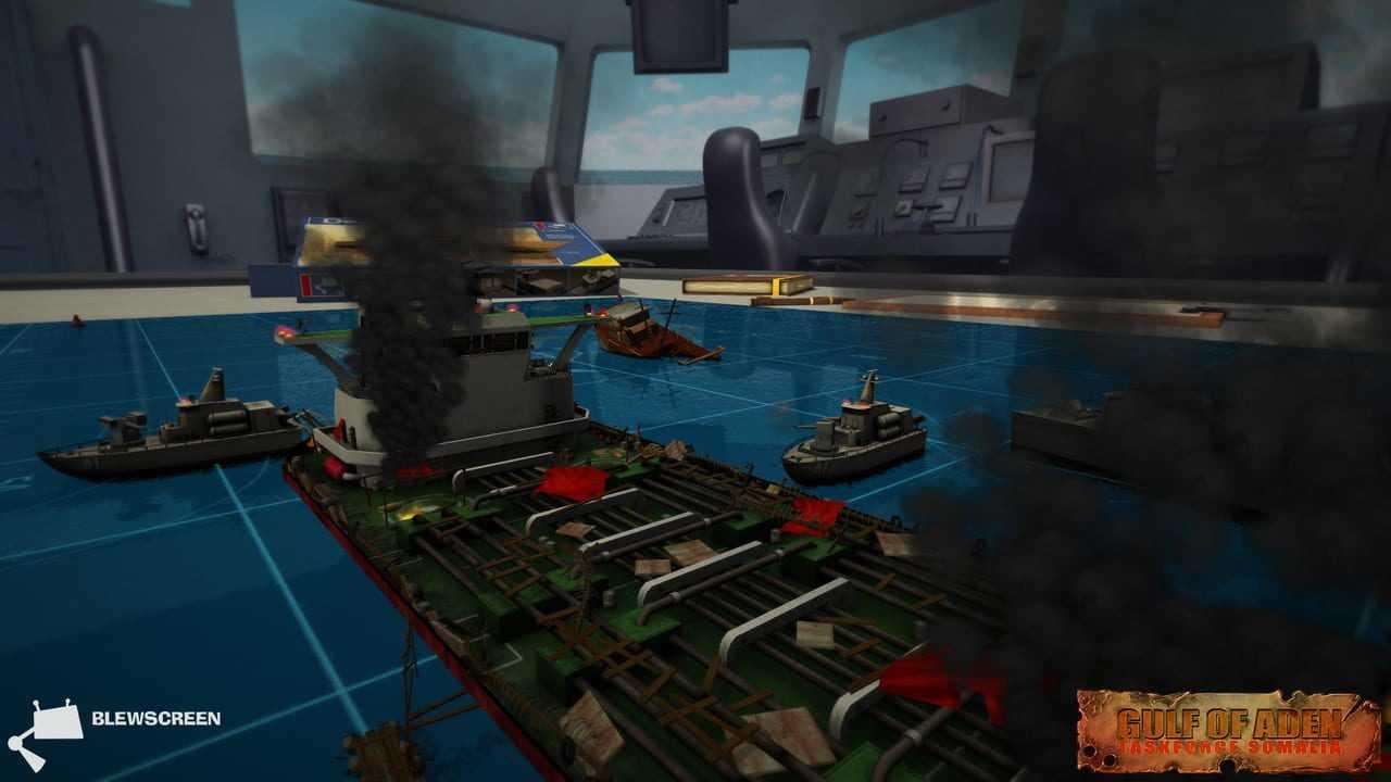 Gulf of Aden - Task Force Somalia