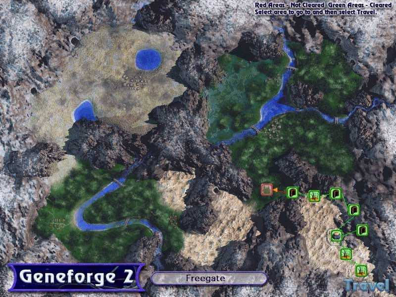 Geneforge 2 Reviews, News, Descriptions, Walkthrough and System