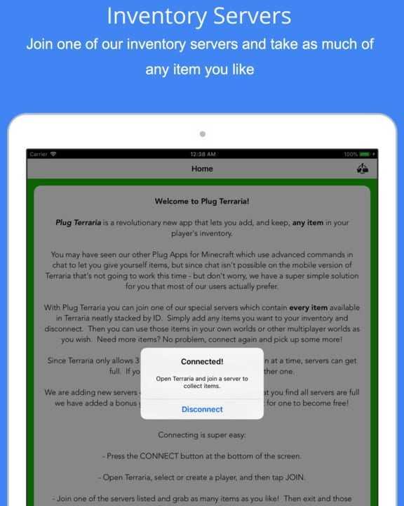 Plug for Terraria Reviews, News, Descriptions, Walkthrough