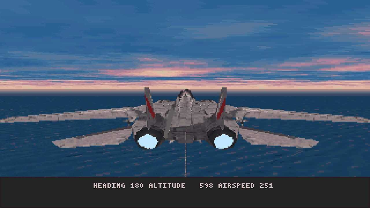 Fleet Defender: The F-14 Tomcat Simulation