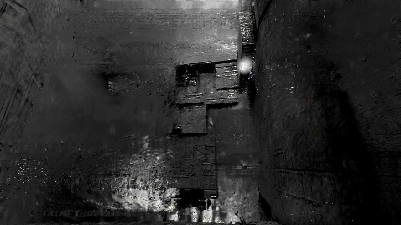 Memory of a Broken Dimension