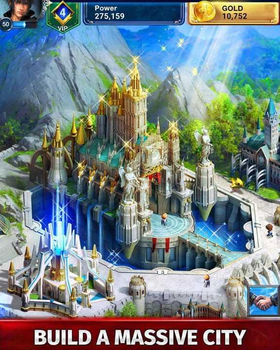 Final Fantasy XV: A New Empire