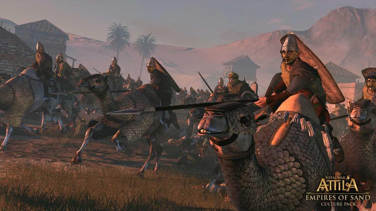 Total War: Attila - Empires of Sand Culture Pack