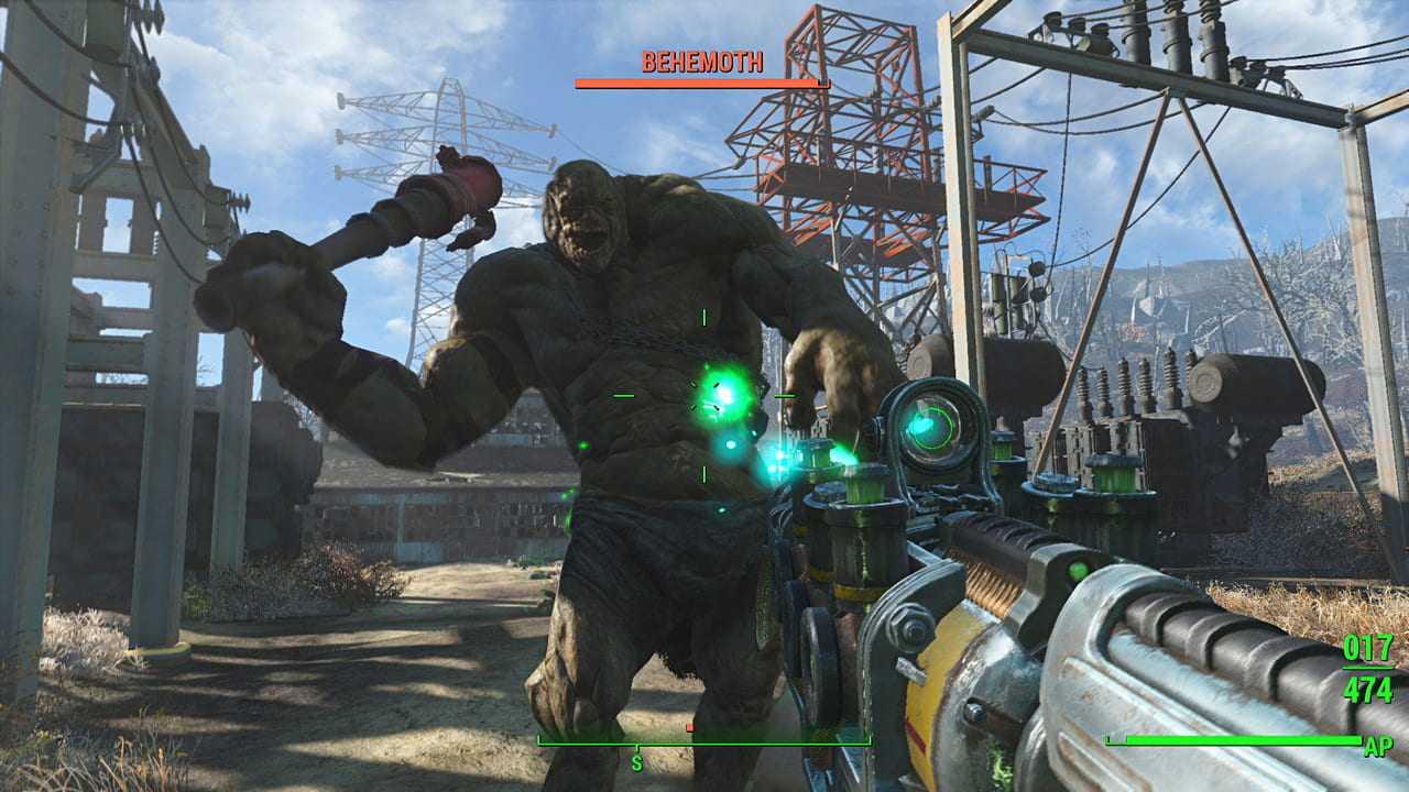 Fallout 4 Reviews, News, Descriptions, Walkthrough and