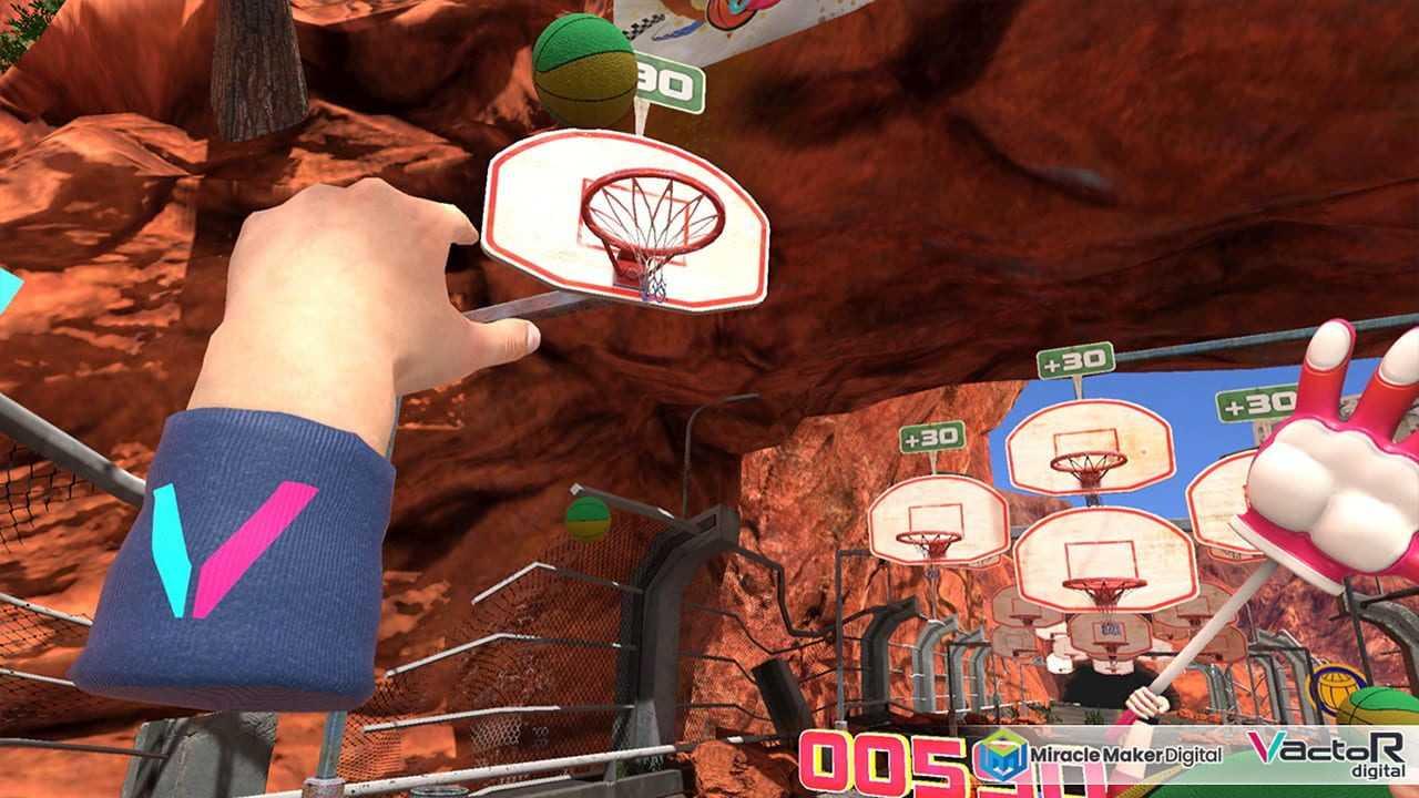 Basketball Babe VR