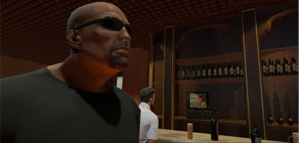 Drunkn Bar Fight