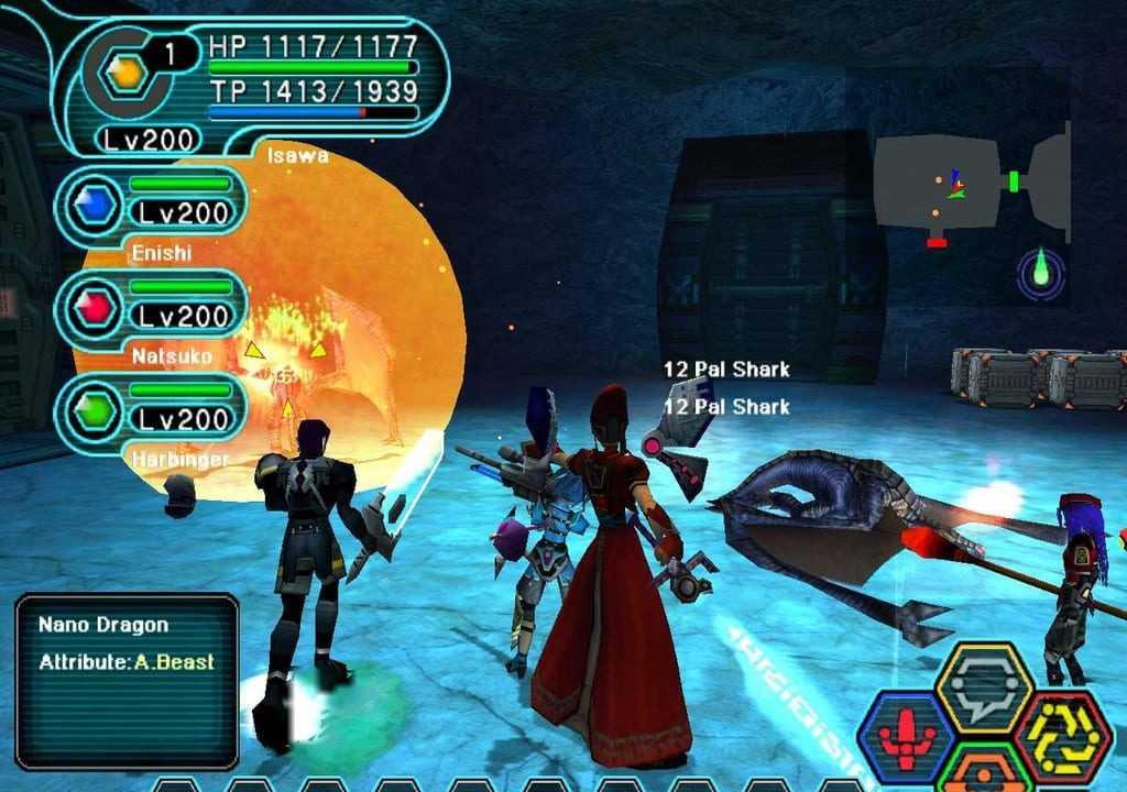 Phantasy Star Online: Blue Burst