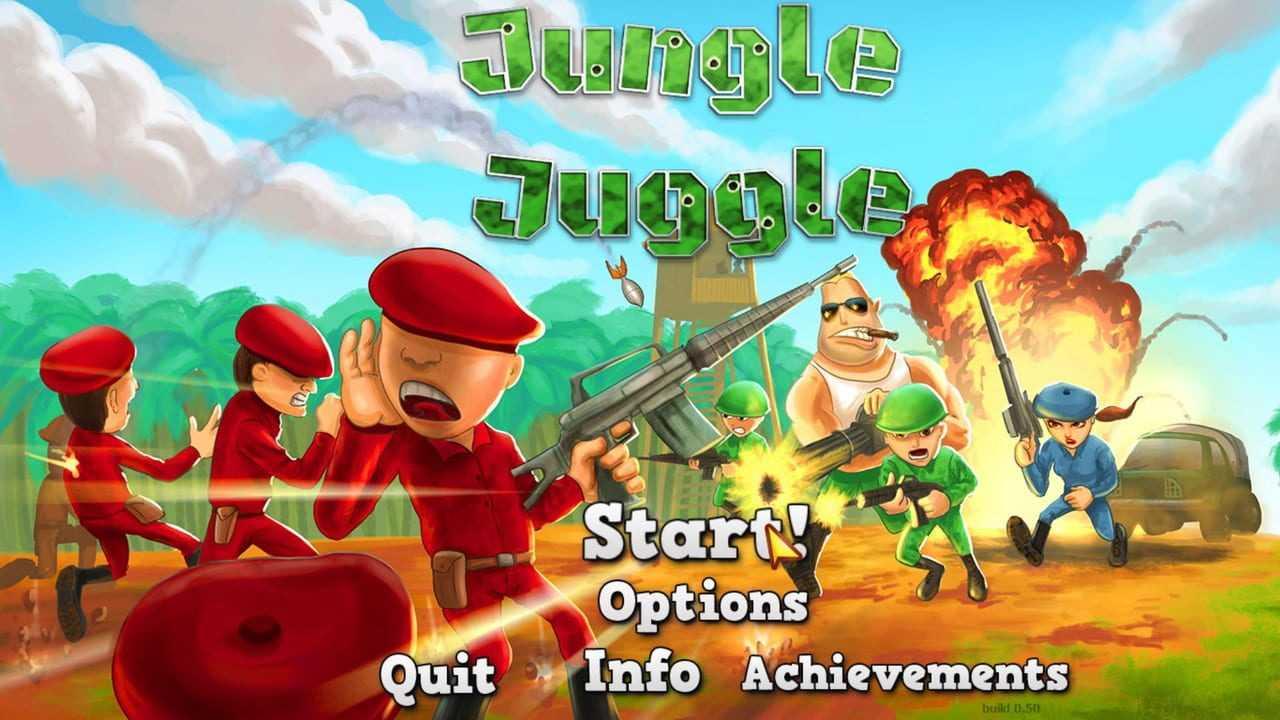 Jungle Juggle