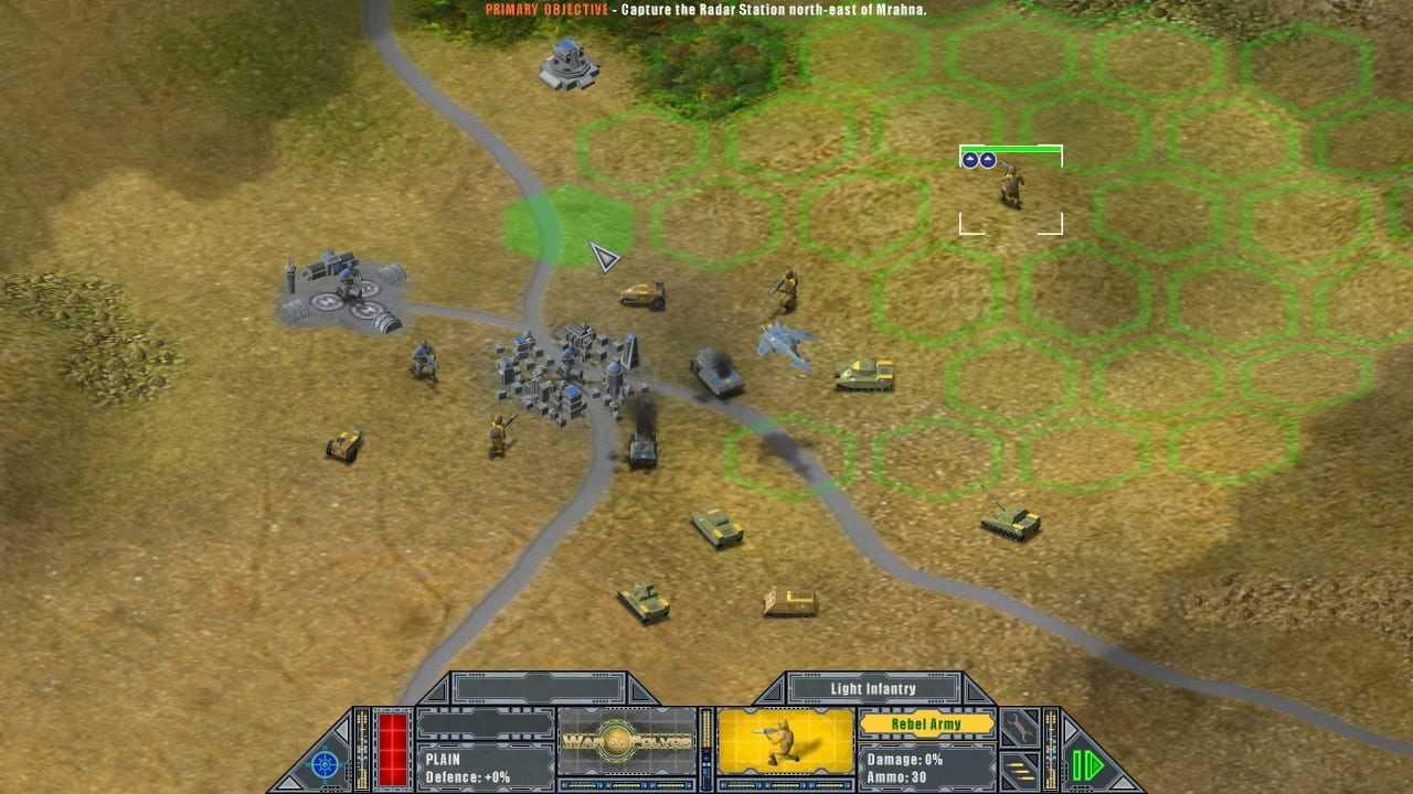 War on Folvos