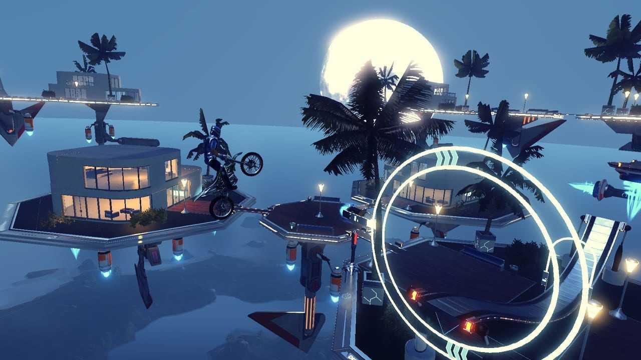 Trials Fusion: Empire of the Sky