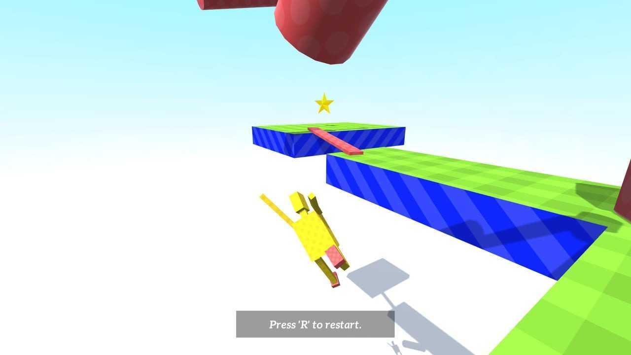 Run Jump Fail