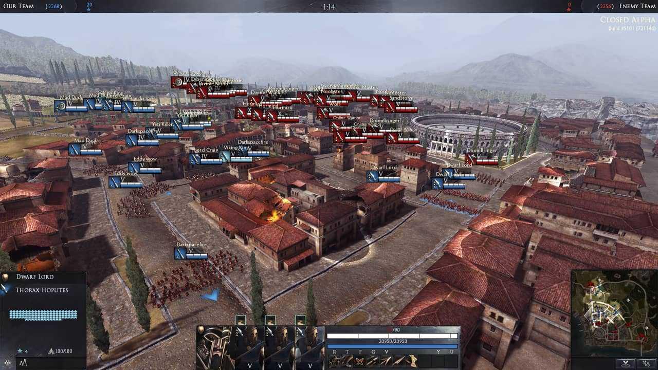 Total War: Arena Reviews, News, Descriptions, Walkthrough