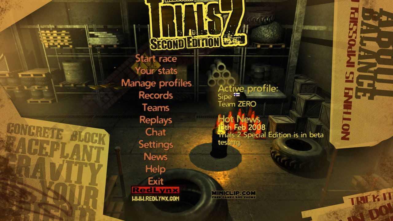 Trials 2: Second Edition