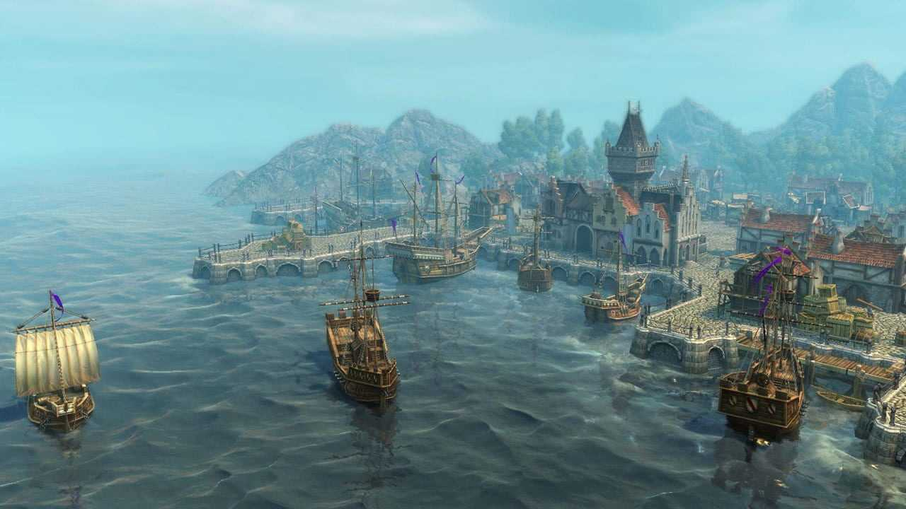 Anno 1701: Dawn of Discovery