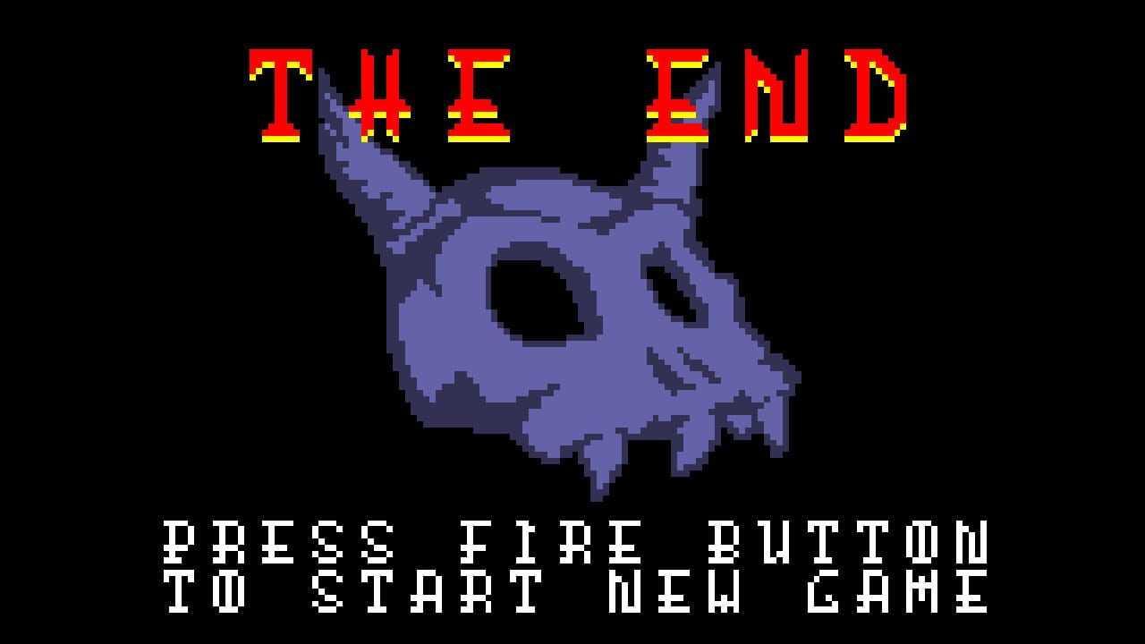 The End o,,,o
