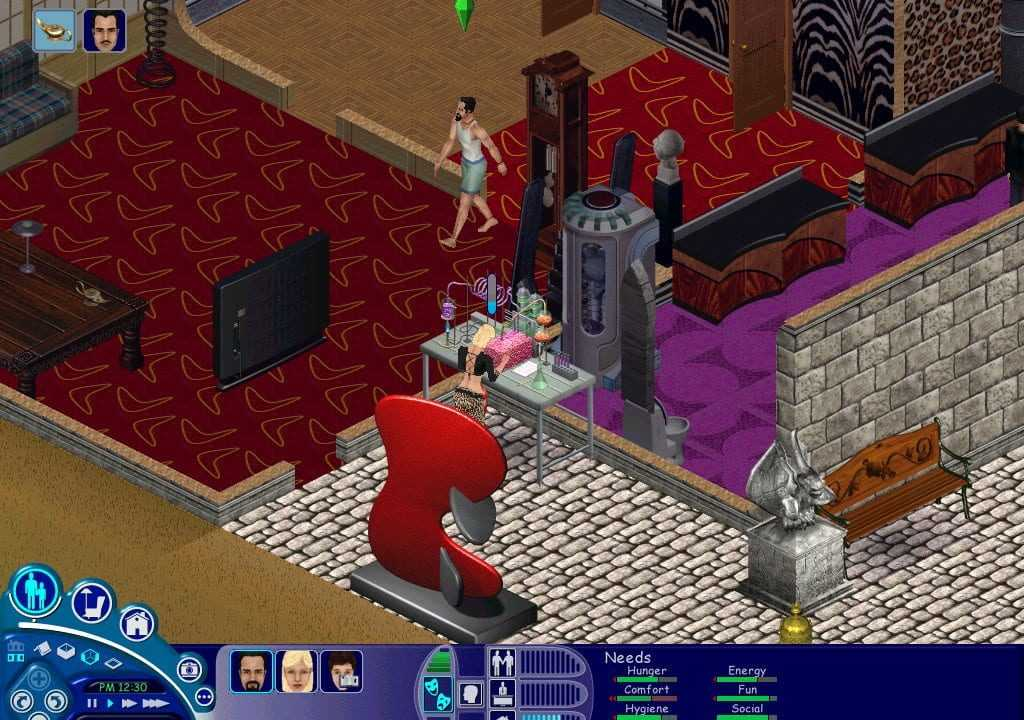 The Sims: Livin' Large