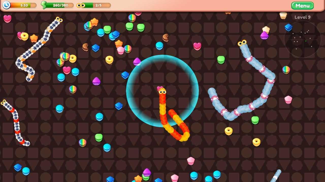 Candy Snake Master