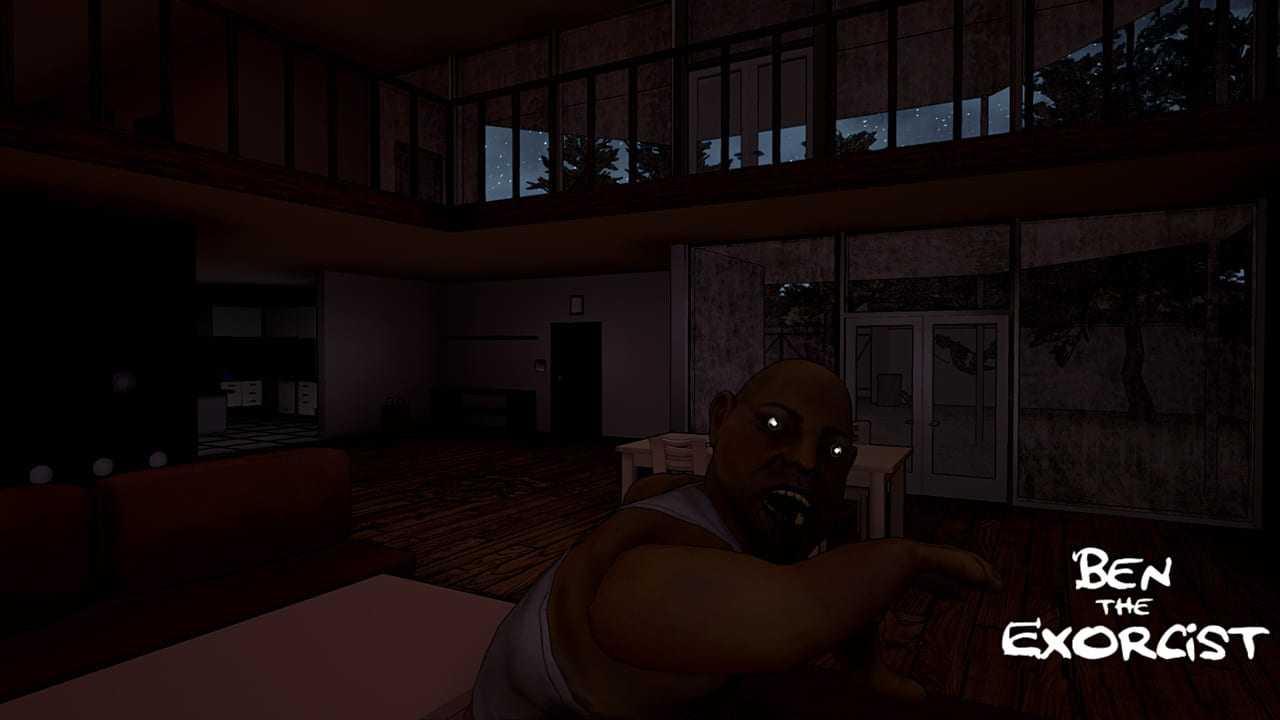 Ben The Exorcist