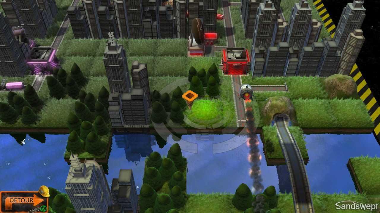 DETOUR: Highway Simulator