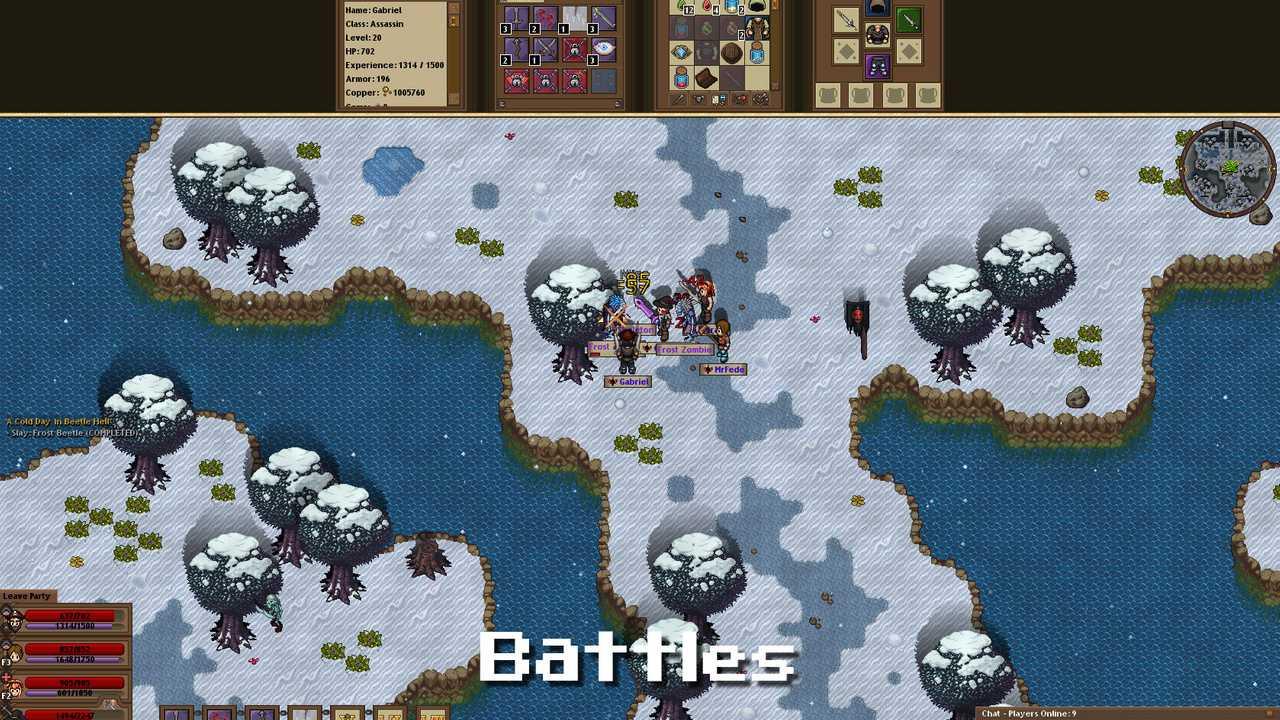 Fantasy Tales Online