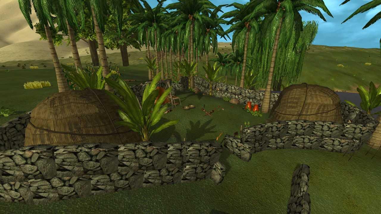 Vantage: Primitive Survival Game