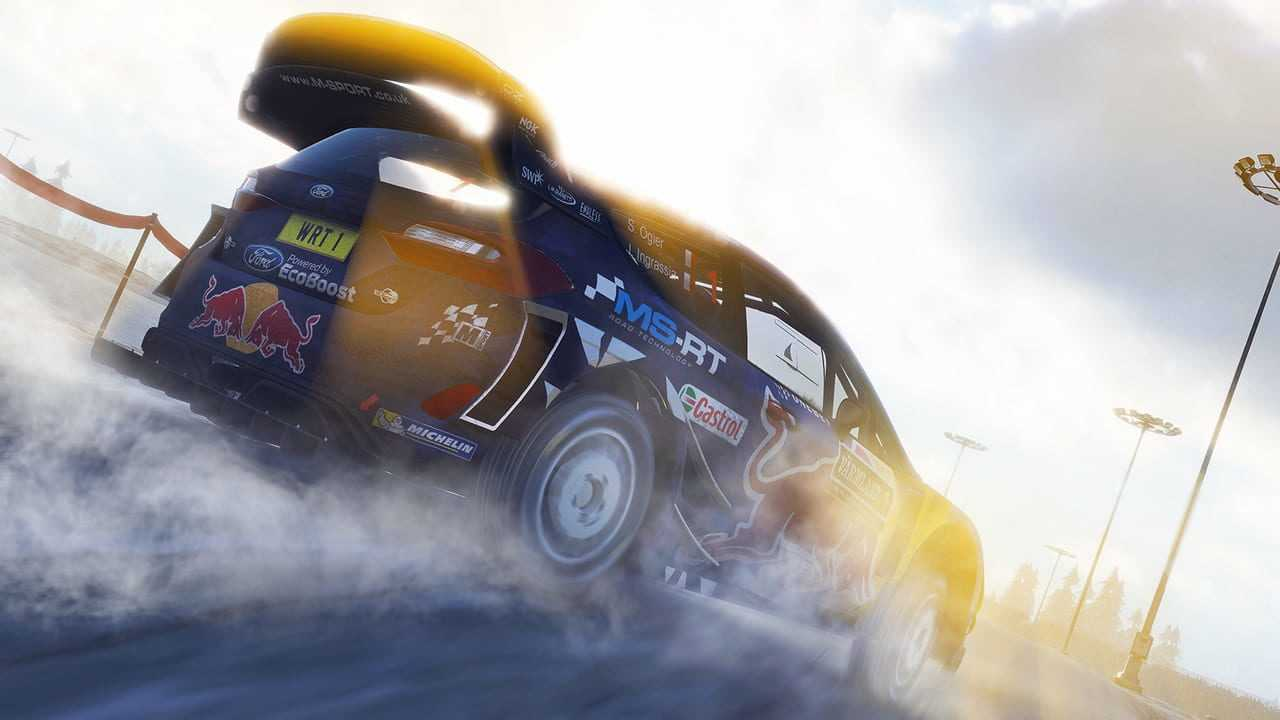 WRC Collection FIA World Rally Championship
